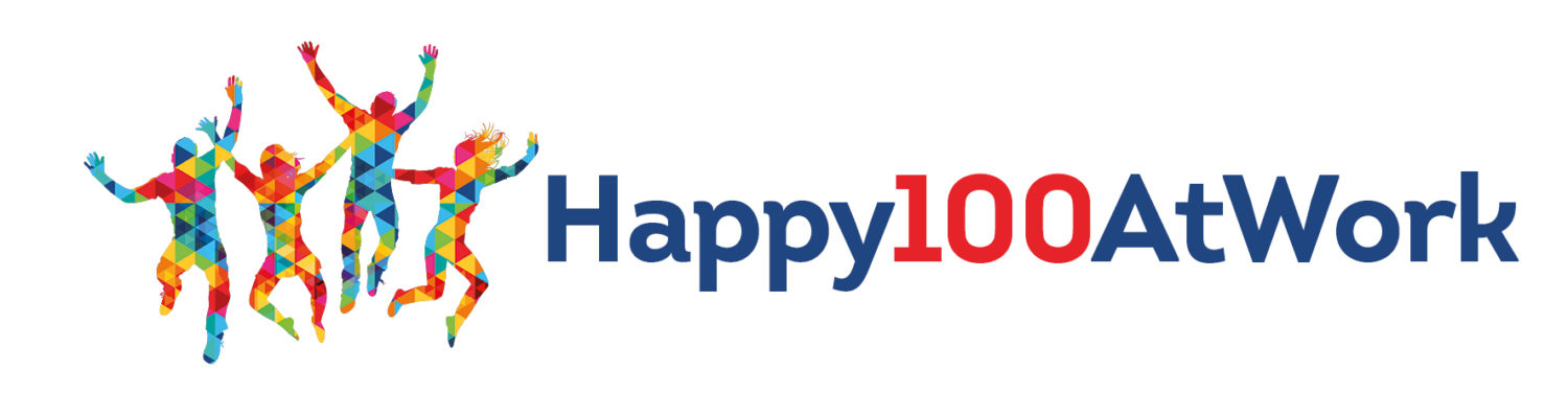 Happy 100 At Work